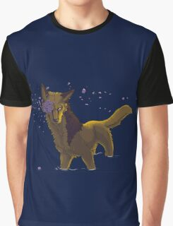 Blossoms of the Night Graphic T-Shirt