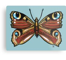 Admiral Butterfly Metal Print
