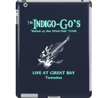 The Indigo-Go's Tour!! (Zelda: Majora's Mask) iPad Case/Skin