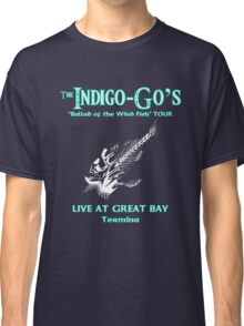 The Indigo-Go's Tour!! (Zelda: Majora's Mask) Classic T-Shirt