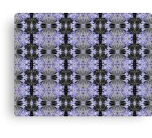 Agapanthus Patterns Canvas Print