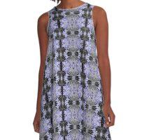Agapanthus Patterns A-Line Dress