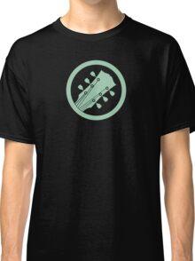 Guitar player green Classic T-Shirt