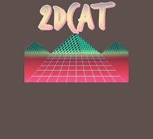 2DCAT - Faded Regressions Unisex T-Shirt