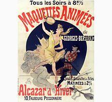 Vintage poster - Alcazar d'Hiver Unisex T-Shirt