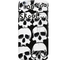 Too cool for school iPhone Case/Skin