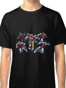 Transformers Aerialbots by BX Classic T-Shirt