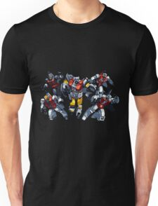 Transformers Aerialbots by BX Unisex T-Shirt