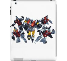 Transformers Aerialbots by BX iPad Case/Skin