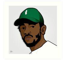 King Kenny Art Print