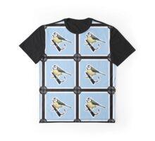 Blue Tit Graphic T-Shirt