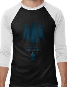 Exterminate, Exterminate, EXTERMINATE! Men's Baseball ¾ T-Shirt
