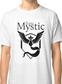 Mystic: Black&White Classic T-Shirt