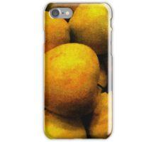 Golden Renaissance Apples iPhone Case/Skin
