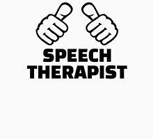 Speech therapist Unisex T-Shirt