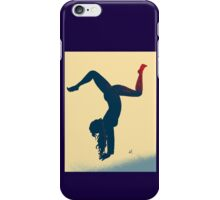 Yoga Girl  iPhone Case/Skin