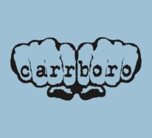Carrboro Fists by ONE WORLD by High Street Design