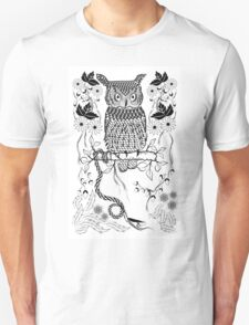 Jungle Owl T-Shirt