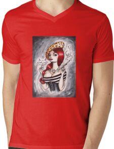 I spy Mens V-Neck T-Shirt