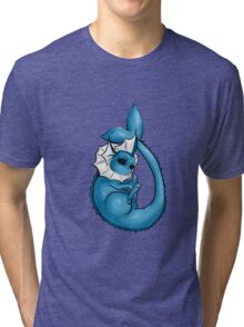 a drop of vaporeon Tri-blend T-Shirt