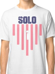 Hope Solo #1 | USWNT Olympic Roster Classic T-Shirt