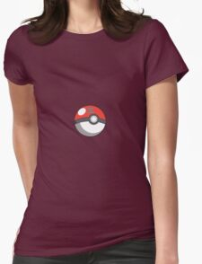 Gotta catch em Womens Fitted T-Shirt