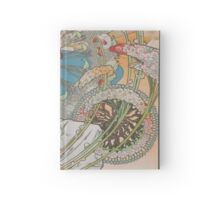 Vintage poster - Monte Carlo Hardcover Journal