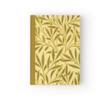 William Morris Willow, Mustard Yellow Hardcover Journal