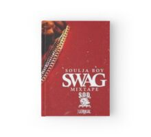 Soulja Boy - SWAG | JAKKOUTTHEBXX Hardcover Journal