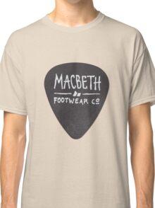 Macbeth Picks Classic T-Shirt