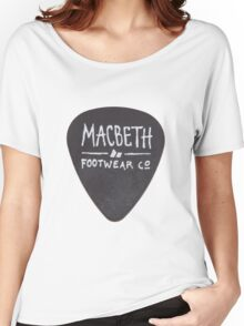Macbeth Picks Women's Relaxed Fit T-Shirt