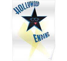 Dorky Star Poster