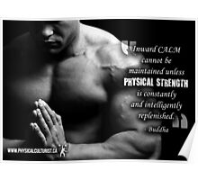 Inward Strength Poster