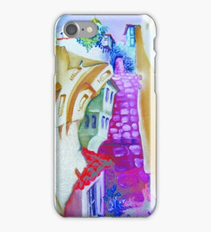 Over time iPhone Case/Skin
