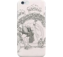 The Cottontail Races iPhone Case/Skin