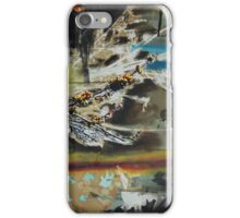 Cycle Mixed Media iPhone Case/Skin