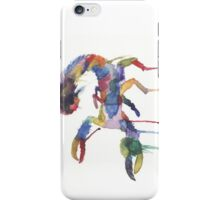 Abstract Scorpion iPhone Case/Skin