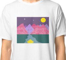 A Nice Pink Scene Classic T-Shirt