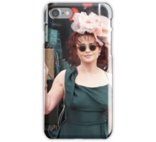 Helena says Hello iPhone Case/Skin