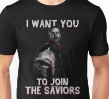 Join The Saviors Unisex T-Shirt