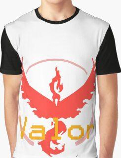 Team Valor - Pokemon GO! Graphic T-Shirt