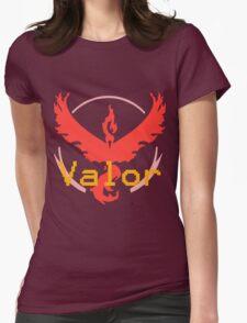 Team Valor - Pokemon GO! Womens Fitted T-Shirt