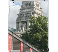 Port of London Authority behind Tower Ticket Sales iPad Case/Skin