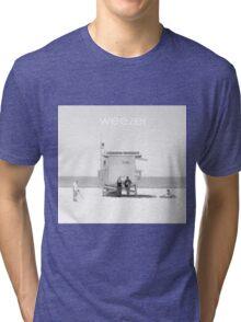 Our White Cover Tri-blend T-Shirt