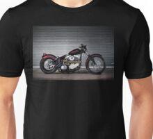 Dominic Garraffa's 1975 Shovel Custom Unisex T-Shirt