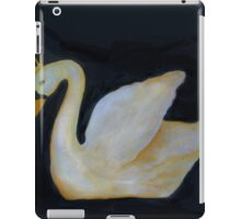 Black Swan Swan Princess iPad Case/Skin