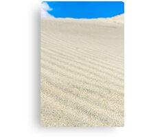 Sand dune Canvas Print