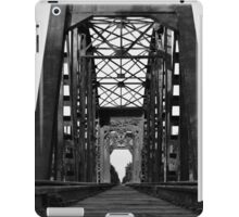 Brookshire Rail Road Bridge BW II iPad Case/Skin