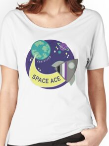 Certified Space Ace Women's Relaxed Fit T-Shirt