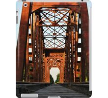 Brookshire Rail Road Bridge II iPad Case/Skin
